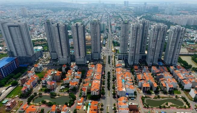 Toàn cảnh khu nhà giàu Sài Gòn bị mùi hôi bao phủ