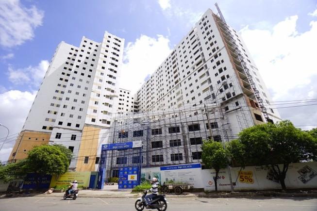 TP.HCM xây dựng thêm 44.000 căn hộ nhà ở xã hội