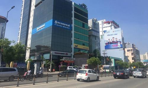 Đất khu văn phòng gần trung tâm Sài Gòn 280 triệu/m2