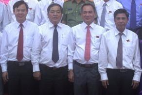 Thường trực UBND tỉnh Hậu Giang nhiệm kỳ mới chỉ có 4 thành viên so với 5 thành viên của nhiệm kỳ cũ