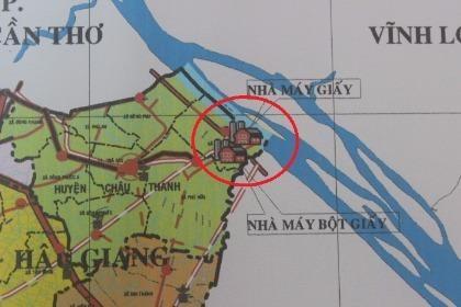 Vụ Lo nhà máy giấy 'bức tử' sông Hậu: Đề nghị Chính phủ vào cuộc