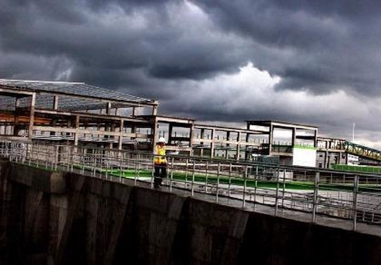 Cần Thơ đặc biệt quan tâm đến nhà máy giấy nằm kề sông Hậu