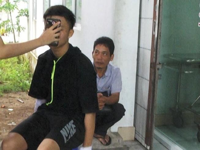 10 học sinh ở Hậu Giang bị bỏng do nổ bình gas mini