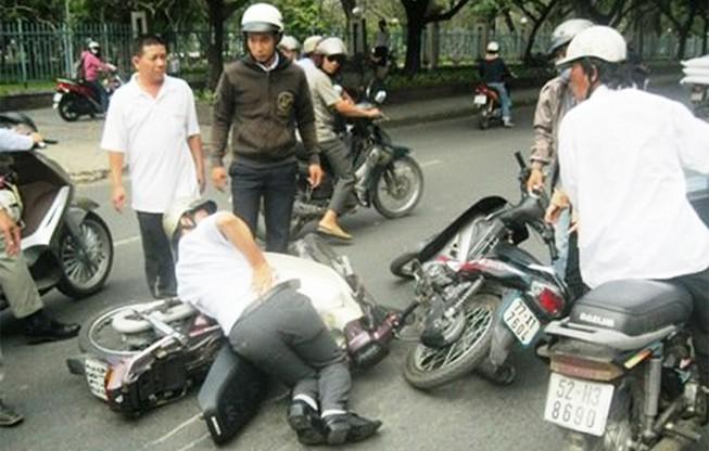 Công an Phú Quốc bắt 3 đối tượng cướp giật