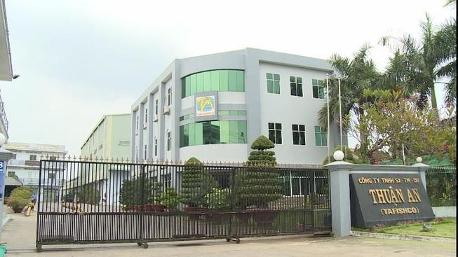 Công ty TNHH sản xuất thương mại dịch vụ Thuận An