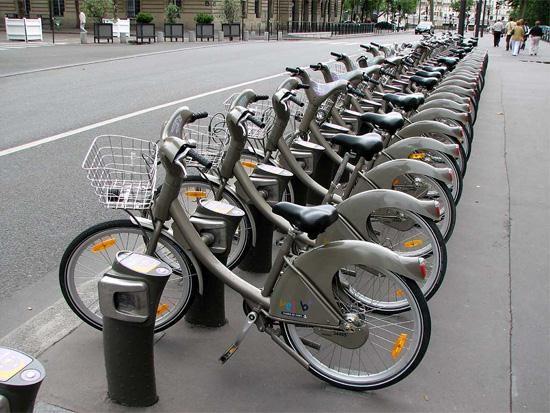 TP.HCM sẽ có xe đạp công cộng tại khu trung tâm
