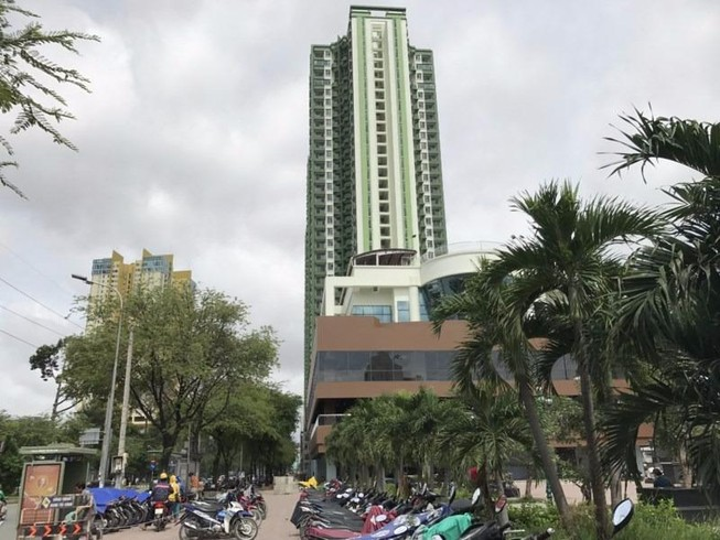 Giá thuê Thuận Kiều Plaza tăng mạnh