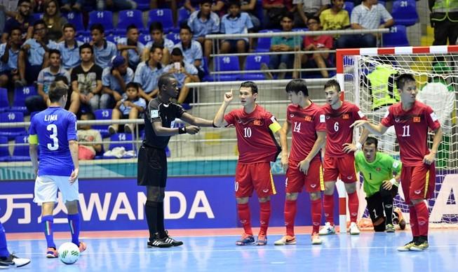 Futsal Việt Nam sẽ còn phát triển mạnh
