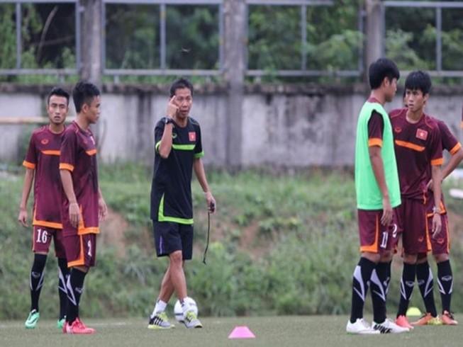 Đòn tâm lý của ban huấn luyện U-19 Việt Nam