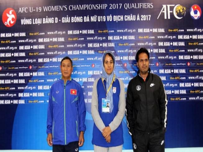 U-19 nữ Việt Nam noi gương đồng nghiệp nam
