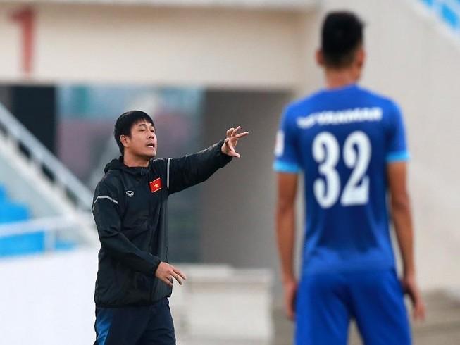 HLV Hữu Thắng: 'Tôi không quan tâm đến thắng thua'