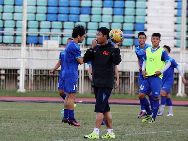 An ninh Việt Nam phòng chống tiêu cực ở AFF Cup 2016