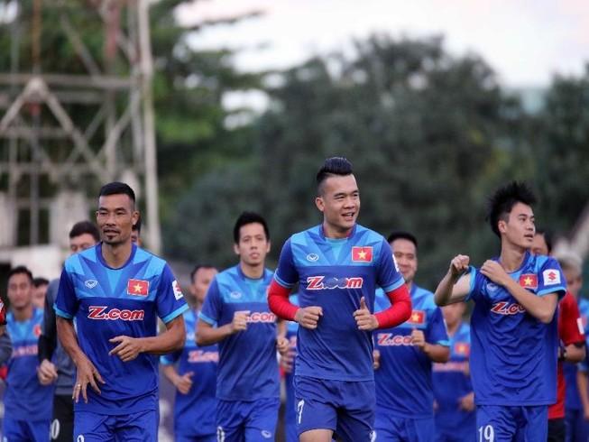 Đội hình 'cứng' của tuyển Việt Nam đối đầu Myanmar