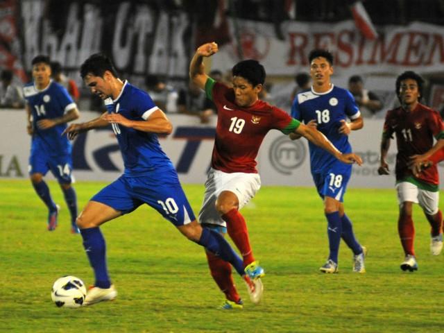 Philippines - Indonesia (2-2): Gay cấn đến phút cuối