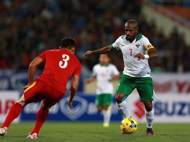 Đội tuyển Việt Nam 17 năm qua chưa thắng Indonesia