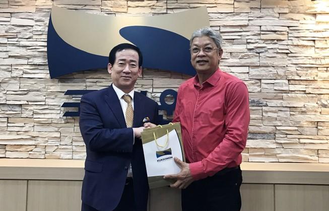 Kukkiwon hỗ trợ toàn diện cho Taekwondo Việt Nam