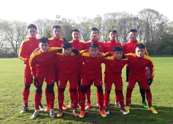 U-20 Việt Nam trả giá đắt ở Đức