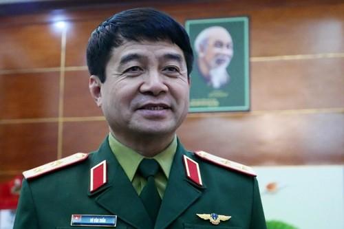 Bộ Quốc phòng lên tiếng vụ tòa nhà 8B Lê Trực, Hà Nội