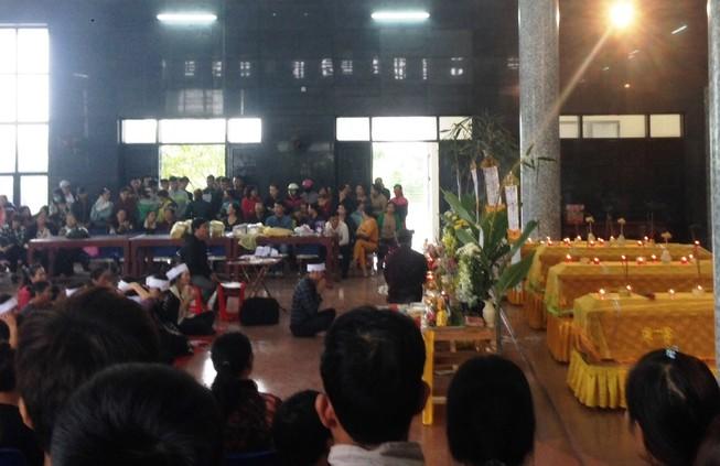 Vụ bốn người chết ở Thanh Hóa: Triệu tập người trong thư tuyệt mệnh