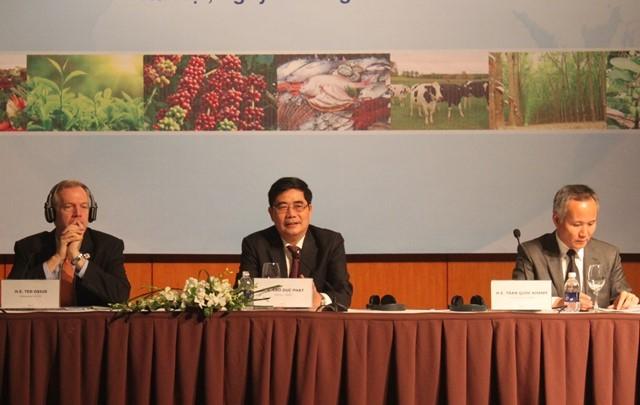 Công bố TPP về nông nghiệp: Tám cơ hội và bảy thách thức