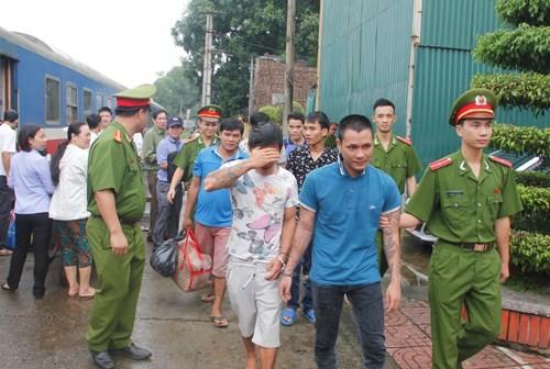 Bắt giữ sáu người trốn truy nã tại TP.HCM, Đồng Nai