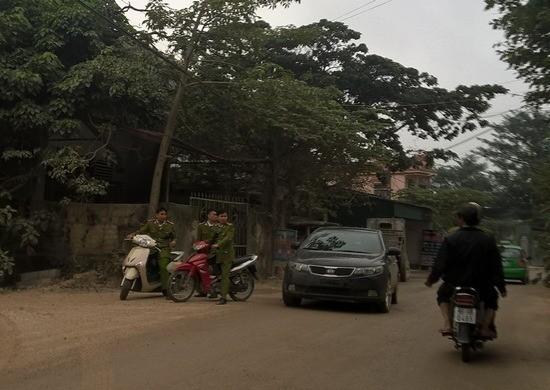 Hàng chục cảnh sát truy tìm phạm nhân trốn trại