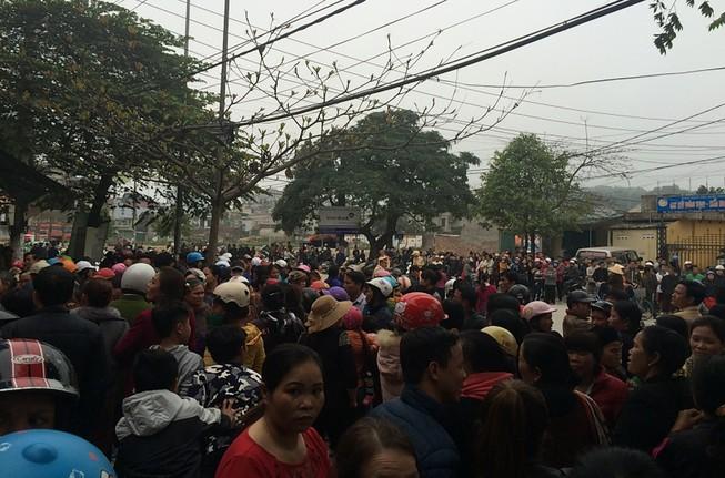 Vụ nổ súng ở Sầm Sơn: Hai nghi phạm ra đầu thú