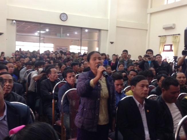 Ngư dân Sầm Sơn: 'Chúng tôi chỉ cần... 1 km bờ biển'