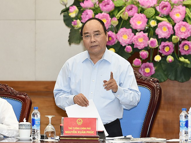 Thủ tướng Nguyễn Xuân Phúc: Xử hình sự vi phạm an toàn thực phẩm