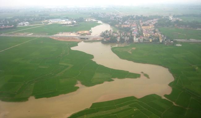 Kiến nghị đổi tên quy hoạch liên quan 'siêu dự án sông Hồng'