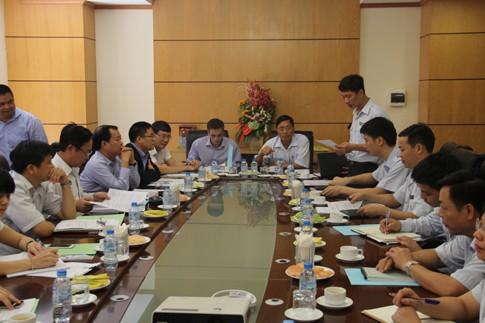 Công bố quyết định thanh tra Sở Giao dịch Chứng khoán Hà Nội, TP.HCM
