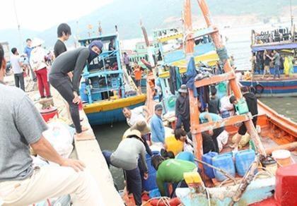Tăng thời gian hỗ trợ gạo cho ngư dân bị ảnh hưởng vụ cá chết bất thường