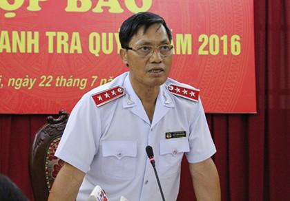 Vụ 800 sản phẩm thủy sản: Thanh tra Chính phủ vào cuộc