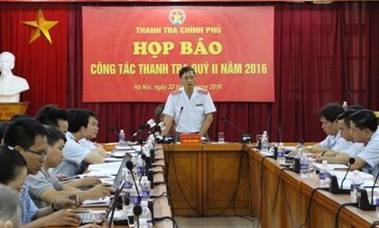 Thanh tra Chính phủ: Cho Formosa thuê đất 70 năm, chưa làm rõ trách nhiệm