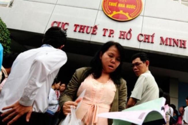 Hàng ngàn doanh nghiệp, cá nhân trốn thuế tại TP.HCM