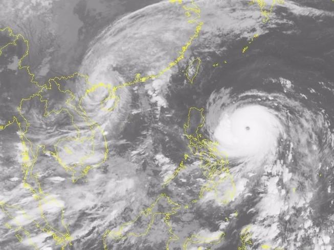 Đêm nay, bão số 7 đổ bộ vào Quảng Ninh-Lạng Sơn