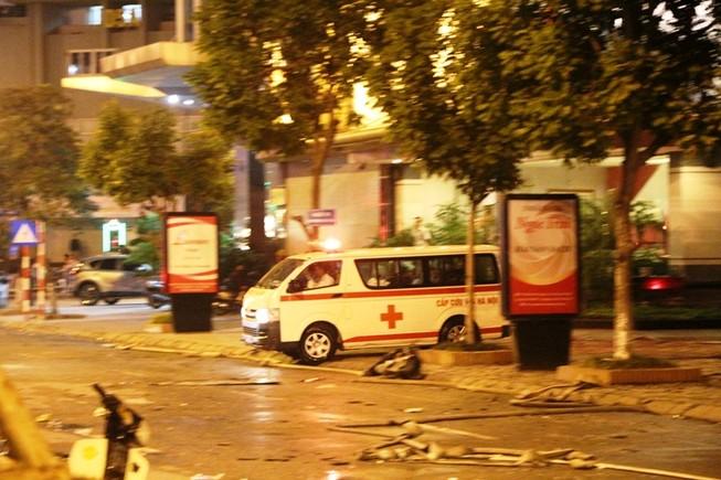 13 nạn nhân tử vong trong vụ cháy quán karaoke ở Hà Nội