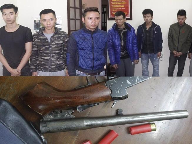 Nghi can nổ súng bắn chết người ở Thanh Hóa ra đầu thú