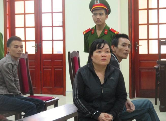 Bị y án tử hình, 'trùm' ma túy phía Nam òa khóc