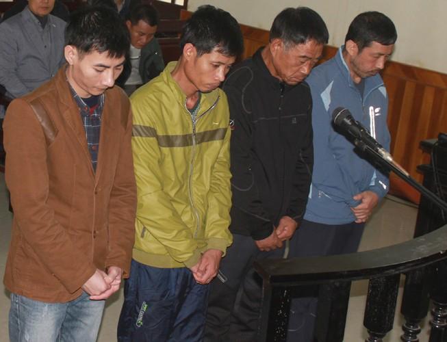 Tòa tuyên án vụ sập giàn giáo ở Formosa làm 42 người thương vong
