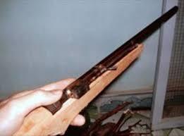 Bắt người dùng súng tự chế bắn vào nhà dân