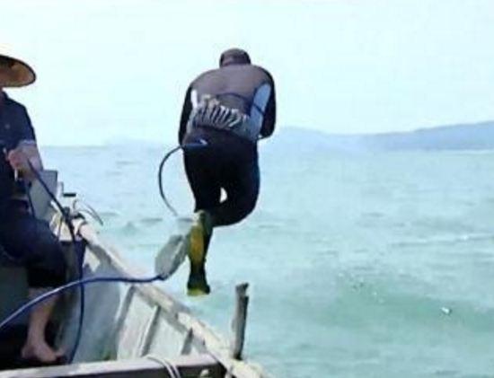 Lo nhiễm độc đồng, thợ lặn ở Formosa tiếp tục đi xét nghiệm