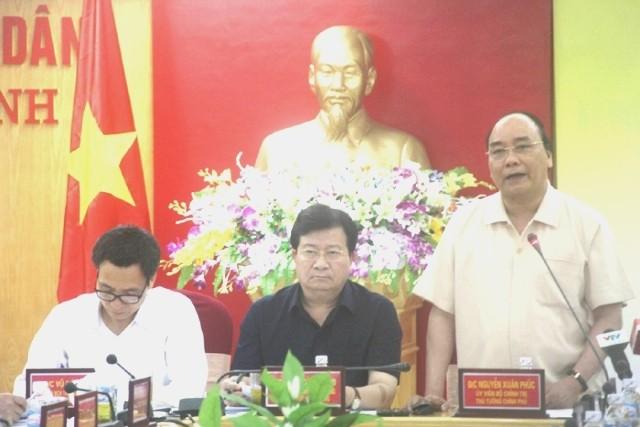 Thủ tướng Nguyễn Xuân Phúc: Làm rõ nguyên nhân cá chết