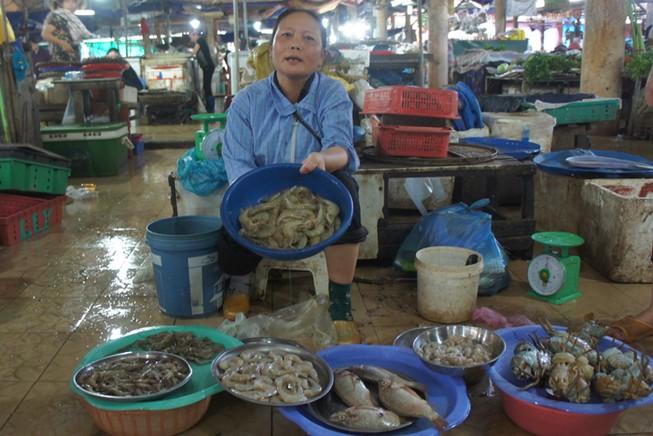 Hàm lượng kim loại nặng trong hải sản và rau ở Hà Tĩnh trong ngưỡng cho phép