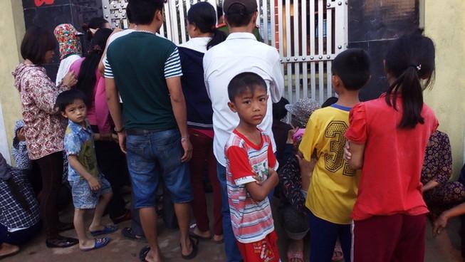 Địa phương thăm hỏi, chia buồn với gia đình có 3 người chết cháy ở Nghệ An
