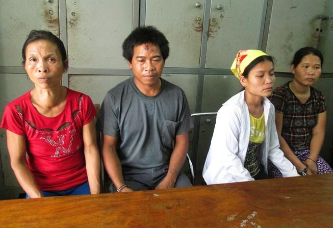 Giải cứu thiếu nữ bị chị ruột bán sang Trung Quốc giá 80 triệu