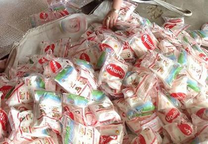 Bán bột ngọt giả thương hiệu Miwon cho bà con miền núi