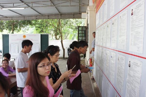 Nghệ An công bố kết quả bầu 91 đại biểu HĐND tỉnh Nghệ An