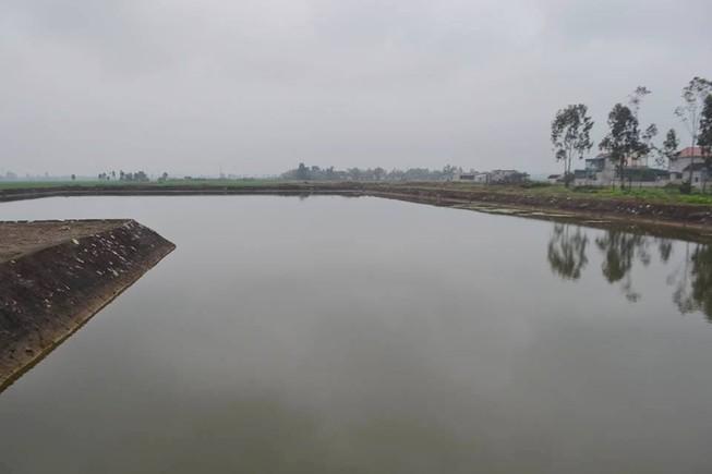 Thương tâm 3 anh em chết đuối ở hồ chứa nước sạch