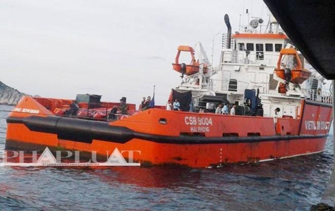 Thưởng 'nóng' tàu thuyền nào phát hiện và tìm được Thượng tá Khải, Su-30MK2